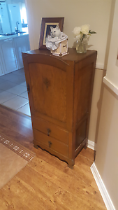 Antique cupboard Brookfield Melton Area Preview