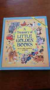 A treasury of Little Golden Books 36 stories Morley Bayswater Area Preview