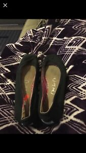 Woman's size 9 flats 3 pairs