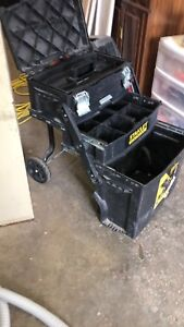 Stanley portable toolboxes