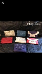 Grace Adele Clutches