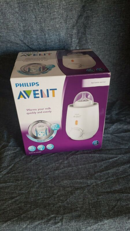 Philips AVENT Fast Bottle Warmer (Box Opened)