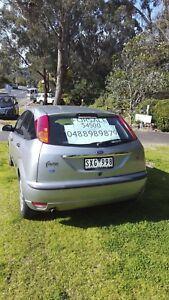2004 Ford Focus 1.8