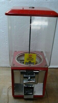 Northwestern Model Super 60 Gumball Candy Bulk Vending Machine