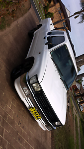 Toyota hilux 1993 space cab Campbelltown Campbelltown Area Preview