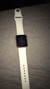 Apple watch gen 1 rose sport