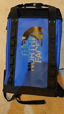 The North Face Explore Fuse Box Mini Backpack Bag Blue New