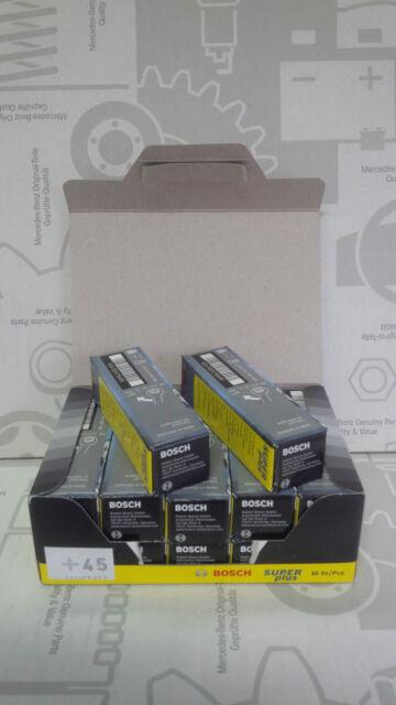 Mercedes Benz Bosch Spark Plug set of 12 M112 V6 0031599403 W211 E240 E320
