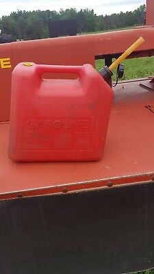 Blitz 5 Gallon Veted Gas Can Model 11830