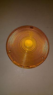 International 438211C2 Amber Lens New Old Stock