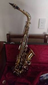 Yamaha AS100 Alto Saxophone Forest Lake Brisbane South West Preview