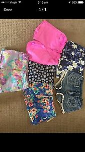 Girls shorts size 7 Pacific Pines Gold Coast City Preview