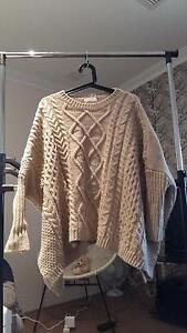 Asymmetric knit top Beechboro Swan Area Preview