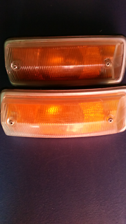 VW kombi front indicators