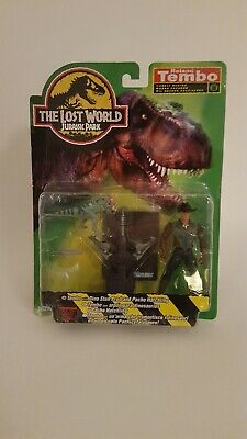 Jurassic Park The Lost World Kenner Roland Tembo Action Figure New