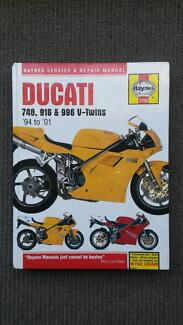 ducati owners manual Beaconsfield Inner Sydney Preview