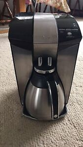 coffee maker with thermal pot