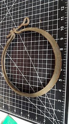 """Military Jeep M38A1 Air Cleaner Clamp Band """"USED"""""""