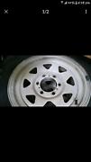 Nissan navara rims and tyres Elizabeth Playford Area Preview