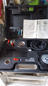 Air compressor good condition Forest Lake Brisbane South West Preview