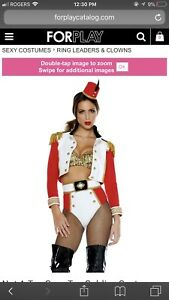 FORPLAY COSTUME SIZE S/M WOMENS