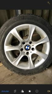 Mags bmw 16 pc 205/55r16