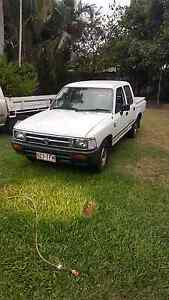 1996 2WD Toyota Hilux dual cab East Mackay Mackay City Preview
