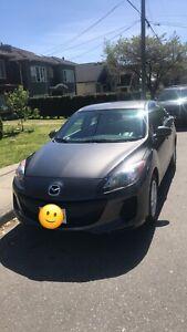 Mazda 3 sky active
