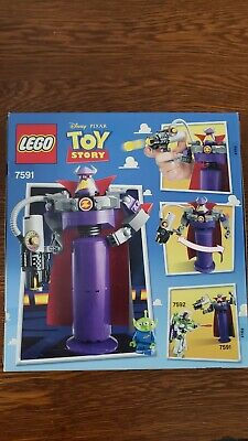 Lego Toy Story 7591 Construct-a-Zurg NEW IN BOX SEALED