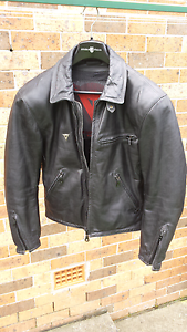Dainese Leather Motorcycle Jacket Manly Vale Manly Area Preview