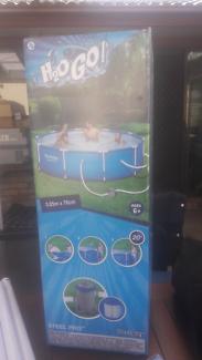Swimming Pool - Above ground