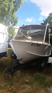 Hartley 16ft cruiser Jamestown Northern Areas Preview