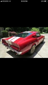 Wanted 1965-1968 Ford Mustang fastback ANY CONDITION