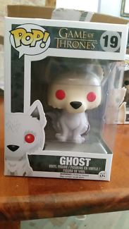 Pop vinyl Game of Thrones Ghost