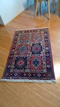 Persian carpet in blue and red Bondi Beach Eastern Suburbs Preview