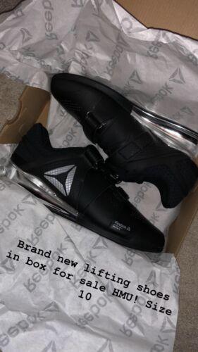 reebok legacy lifter shoes