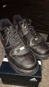 Nike Air Force 1 Black Munno Para West Playford Area Preview