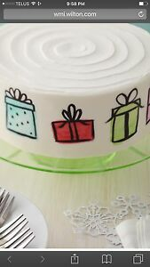 Cake decorating classes  Edmonton Edmonton Area image 1