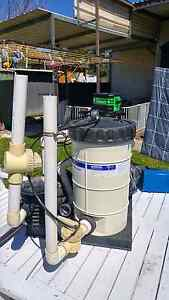 Large pool or spa filter and pump Silverwater Auburn Area Preview