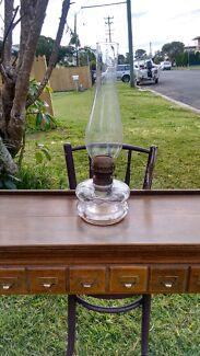 Glass lamp Ballina Ballina Area Preview