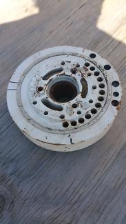 Harmonic balancer for Chev 454 LS6 engine