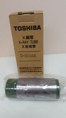 Toshiba D-0510SB 8C 01246 X-Ray Tube