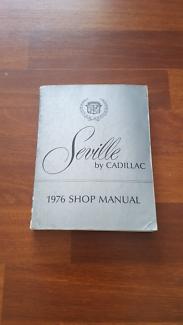 Cadillac seville wshop manual Bateman Melville Area Preview