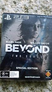 BEYOND: Two Souls  Special Edition (Ps3) Brand New Tuncurry Great Lakes Area Preview