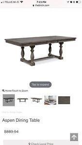 Table- dining room