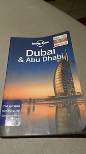 Lonely Planet Guide - Dubai & Abu Dhabi Manly Brisbane South East Preview