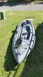 Viking fishing kayak with all accessories