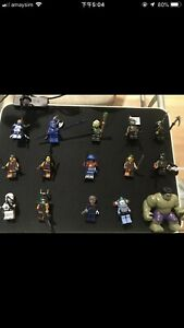 Wanted: LEGO minifigures sell