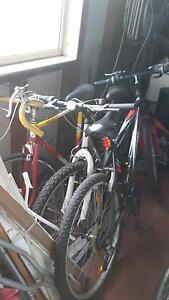 3  bycicle  working good for  159 dollars Punchbowl Canterbury Area Preview