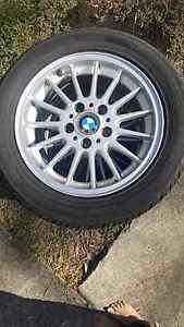 Genuine BMW alpina rims with tyres Alexandra Hills Redland Area Preview